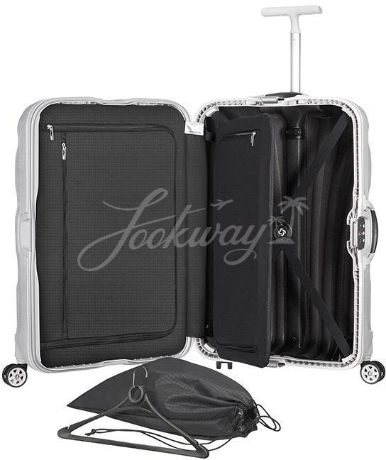 Чемодан Samsonite 01V*101 Lite-Locked Spinner 69cm