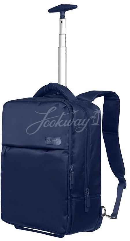 Рюкзак на колесах Lipault P55*118 Plume Business Rolling laptop bag